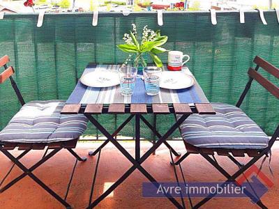 Appartement Verneuil D'avre Et D' Iton 3 pièce(s)