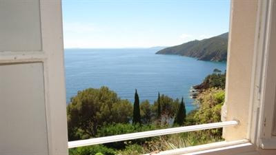 Location vacances appartement Cavalaire 700€ - Photo 11