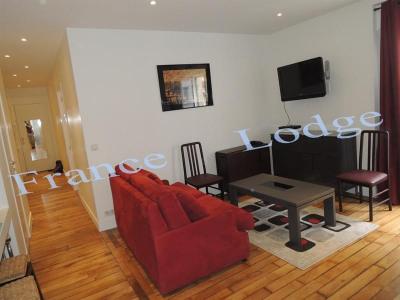 Short-term rental apartment Paris 13ème