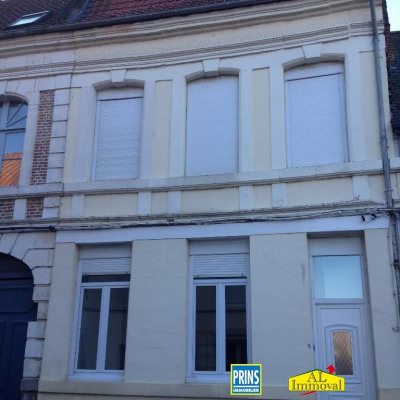 Maison Aire Sur La Lys 4 pièce(s) 90 m2