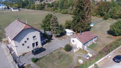 Maison de 140m² avec chalet de 60m² sur 2500m² de terrain