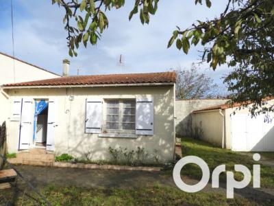 Maison Vaux Sur Mer 3 pièce (s) 45 m²