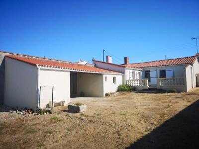 Maison L Aiguillon Sur Mer 4 pièce (s) 80 m²
