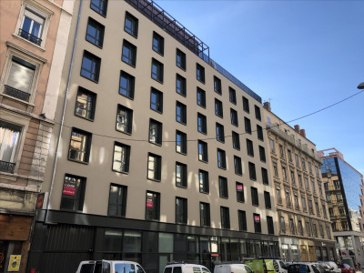 Appartement T3 - rue de l'université 69007