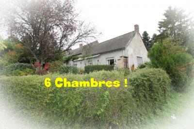 Maison La Chartre Sur Le Loir 8 pièce(s) 1 m2