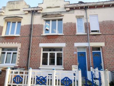 A vendre maison lille - 3chambres - avec jardin