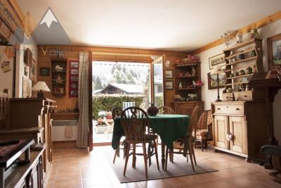 Rez-de-jardin deux chambres à Praz sur Arly