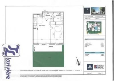 Appartement A02 JARDIN