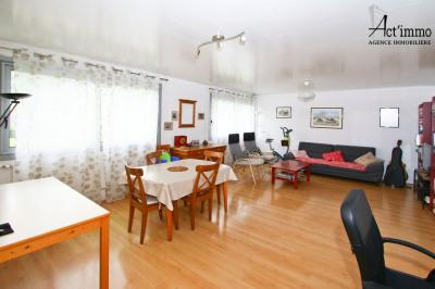 Appartement 5 pièces + c à seyssinet-pariset