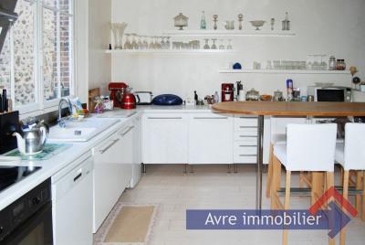 Maison de ville à Verneuil