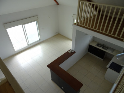 Appartement F4 la montagne, centre-ville