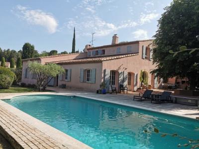 Luynes - S/1188 M² TERRAIN Villa T7 + piscine + garage