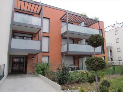 4 pièces + terrasse + jardinet