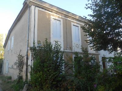 LA BREDE secteur maison à rénover de 110 m² env, jardin