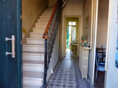 Maison bourgeoise 3 chambres jardin bordeaux cauderan primerose