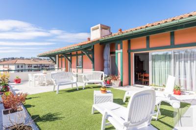 CIBOURE GOLF - Appartement 4 pièces avec terrasse