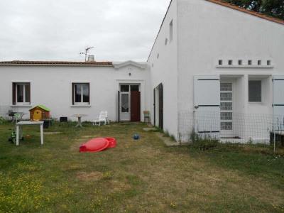 Vente maison / villa Semussac