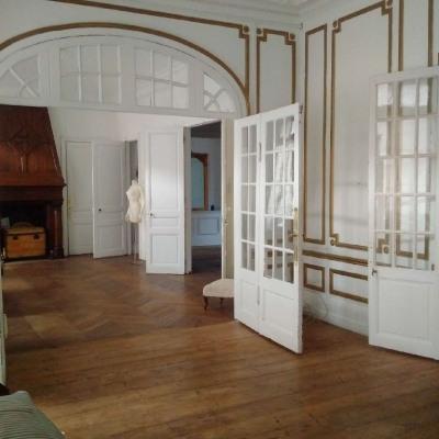 Appartement haussmannien 118 m²