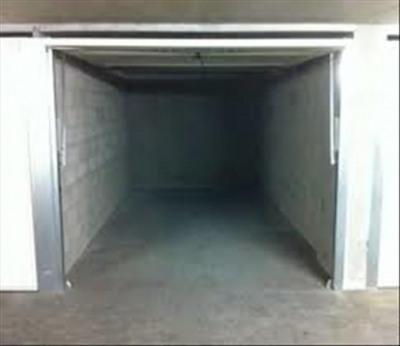 Garage en sous-sol