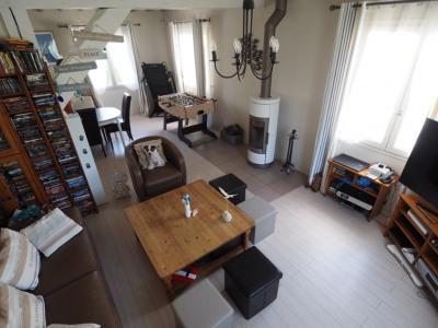 A vendre a melun gare maison de 8 pièces de 163 m² sur sous-sol