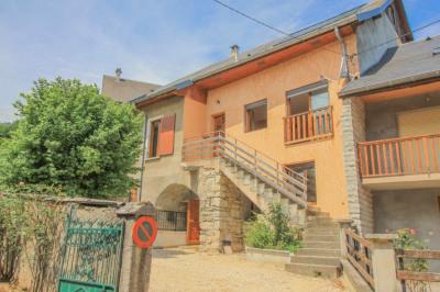 Maison de village Type 4 - Atypique - 93 m² - Saint Baldoph
