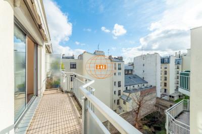 Appartement Paris 2 pièce(s) 52.77 m2
