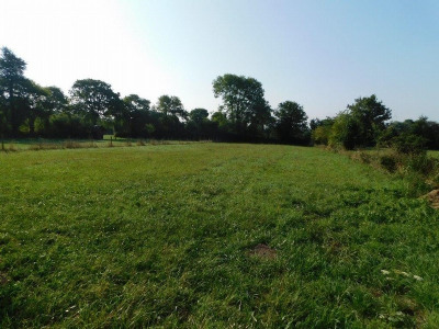 Deux Terrains à bâtir d'environ 800 m² chacun