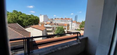 Appartement Lyon 7 Saxe Gambetta