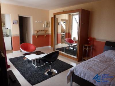 Appartement meublé AVEC TERRASSE A Pontivy 1 pièce (s)