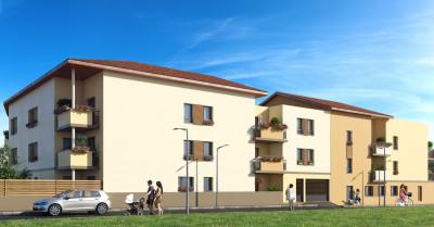 Vente appartement Meyzieu (69330)