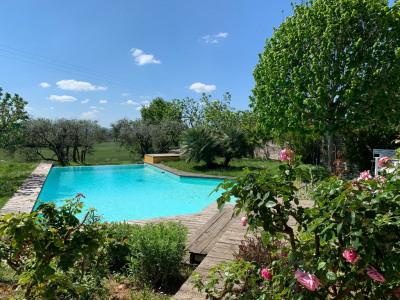 Villa meublée piscine aix
