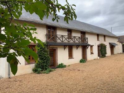 Maison ancienne maintenon - 9 pièce (s) - 200 m²