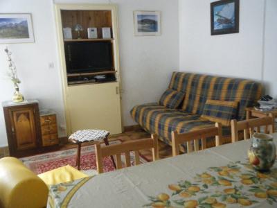 Appartement 3 pièces en rez-de-chaussée Superbagneres