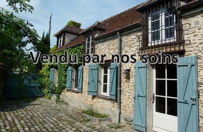 Maison ancienne MONTFORT L AMAURY - 8 pièce(s) - 200 m2