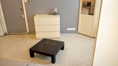Studio meublé Rive Gauche 20m²