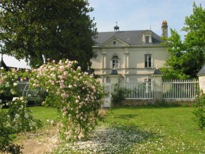 Demeure XVIII° des bords de Loire
