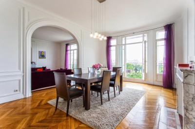 APARTMENT BOURGEOIS PARIS - 7 room (s) - 224.94 m2