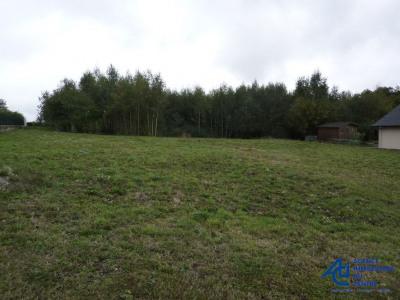 Terrain constructible de 1045 m²