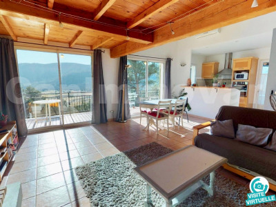 Villa type 6 + studio avec belle vue
