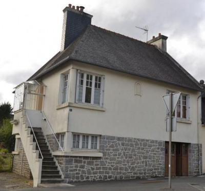 Maison st nicolas du pelem - 3 pièce (s) - 66 m²