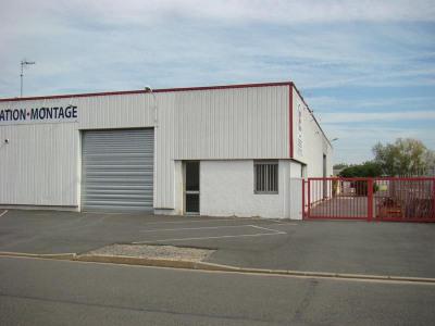 Local 500 m², 500 m² - Villefranche sur Saône (69400)