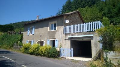 Coquette maison de village avec terrain terrasse et dependan
