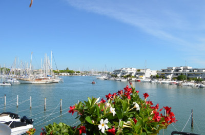 A vendre Marina Port Camargue 48 m²