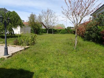 LABENNE Bourg, Beau terrain plat à bâtir d'environ 600 m²