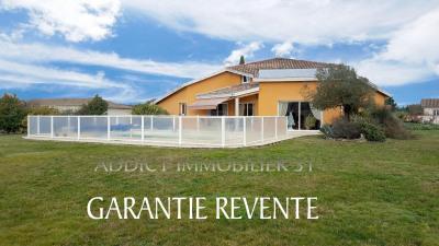 Saint-sulpice-la-pointe très belle villa d'architecte de 2007