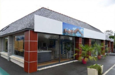 Local commercial Clohars Fouesnant 120 m²