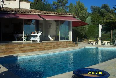 Vacation rental house / villa Les issambres 6625€ - Picture 1