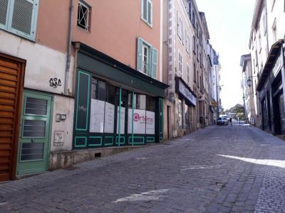 Local commercial ou bureaux en centre ville