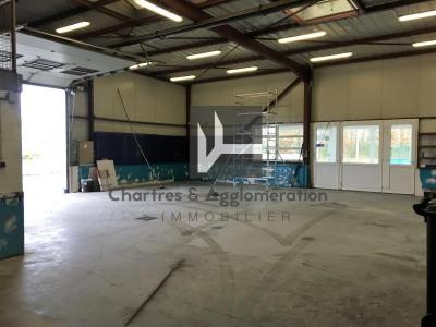 Locaux professionnels chartres - 232 m²