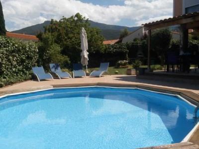 Villa 4 faces de 200 m²